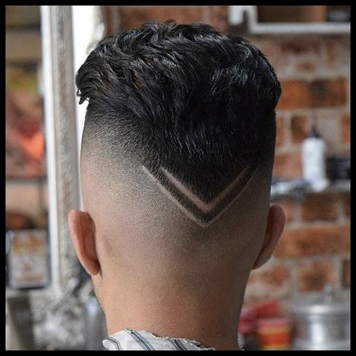 slicked back undercut styles for men