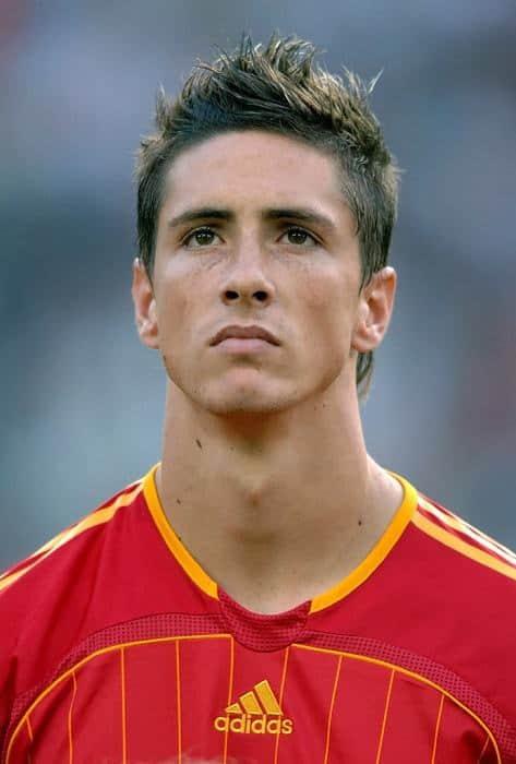 Fernando Torres faux hawk