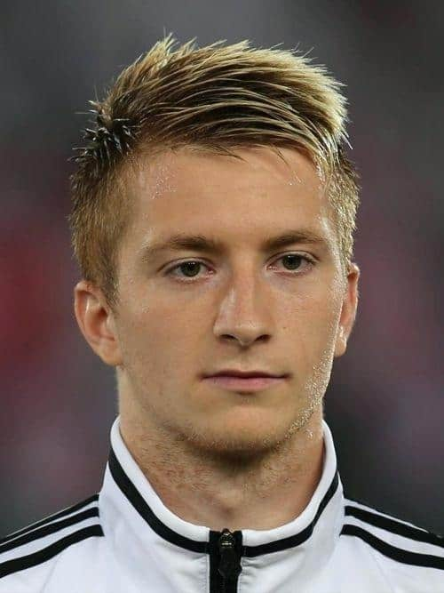Marco Reus short hairstyle