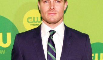 Stephen Amell Buzz Cut