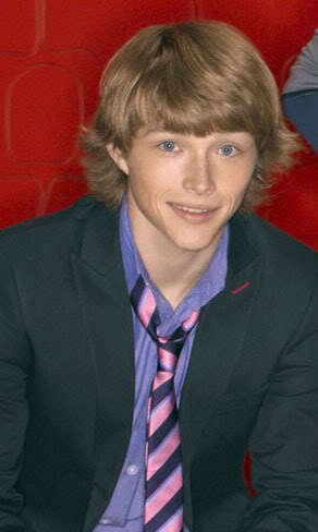 Sterling Knight shaggy hairstyle