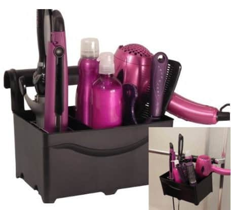 Image of STYLEAWAY Hair Styling Products Holder.
