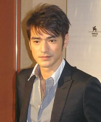 Takeshi Kaneshiro short haircut