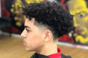 The 5 Best Taper Fade Blowout Haircuts for 2021