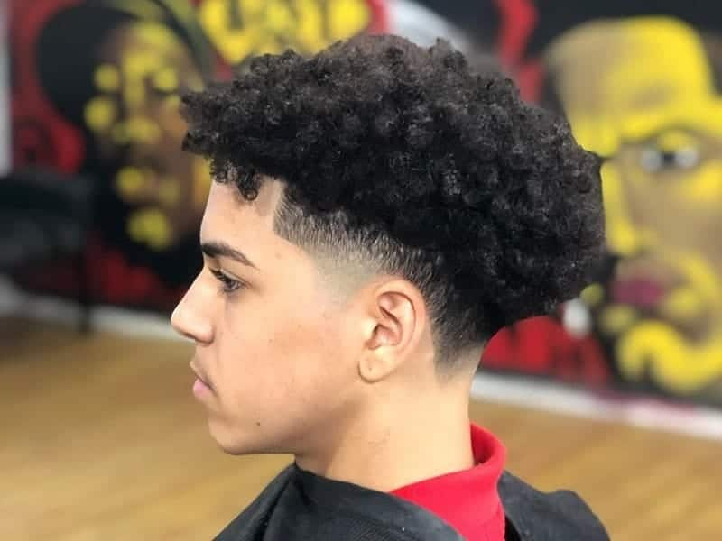 The 5 Best Taper Fade Blowout Haircuts For 2020 Cool Men