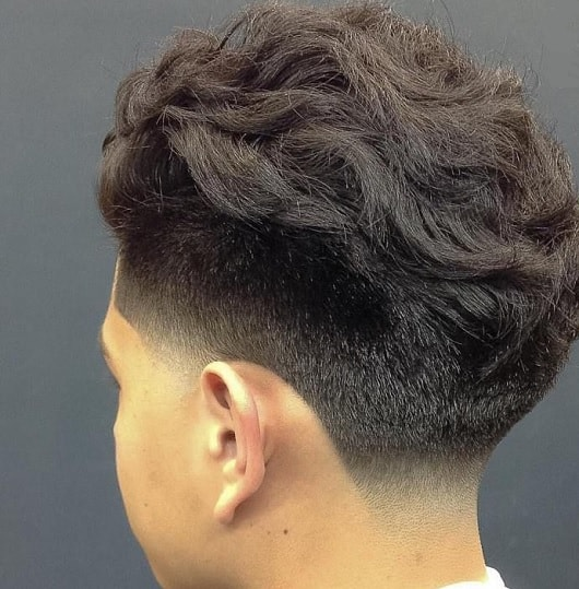 taper fade hairstyles for 13 year old boy