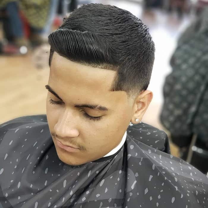 taper fade haircuts for guys