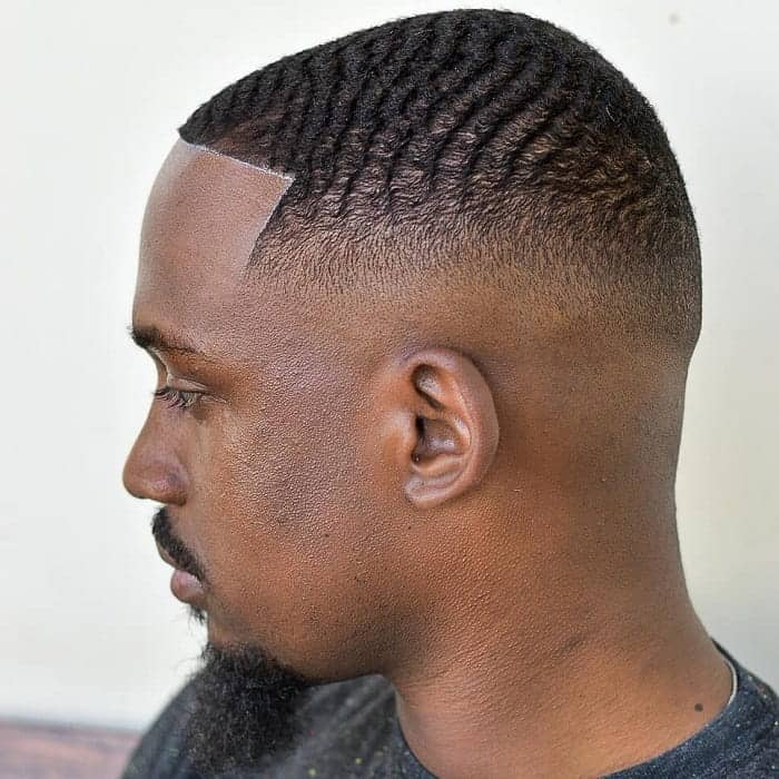 Taper Fade With Waves Top 7 Ideas 2019 Cool Men S Hair