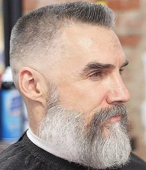 35 classy older men hairstyles to rejuvenate youth 2021