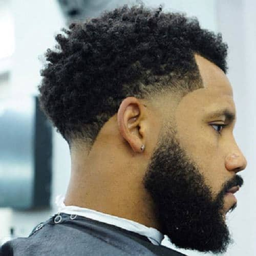 25 Of The Best Temp Fade Haircuts For Men 2019 Guide
