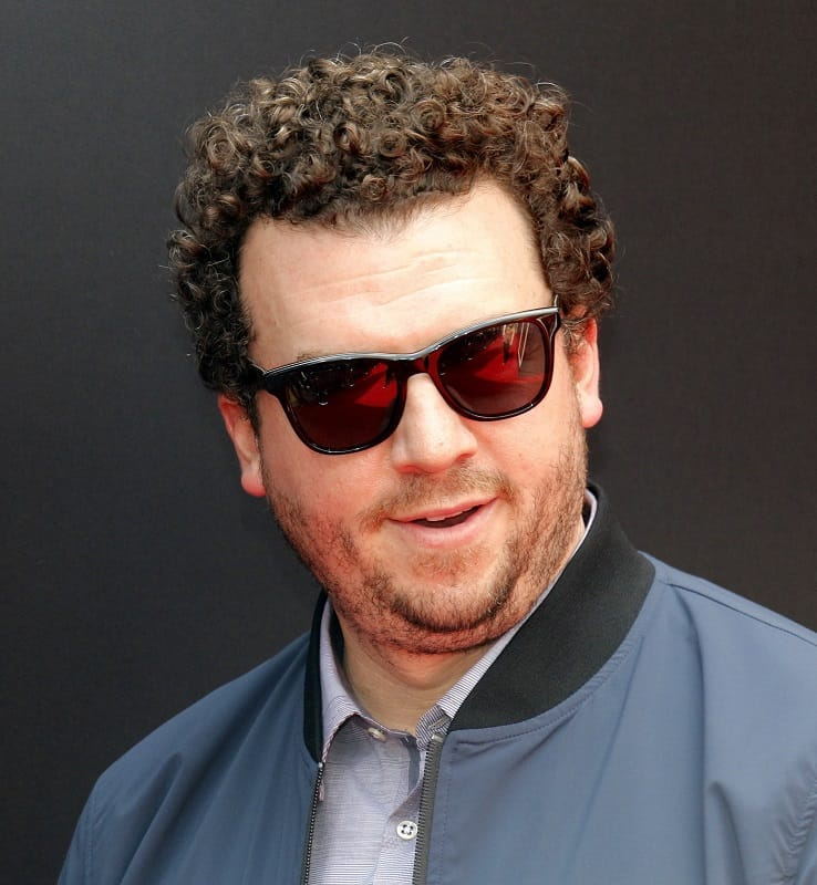 thick curly haired actor - Danny McBride