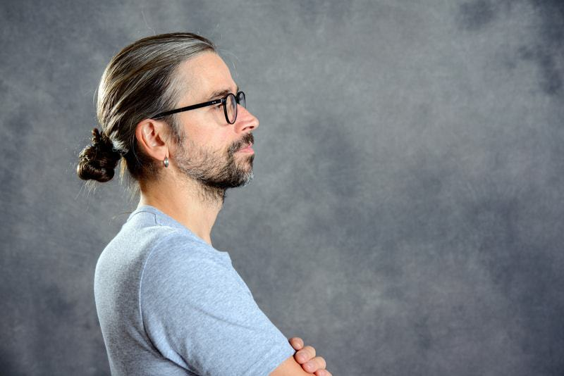 How To Tie A Man Bun 5 Styles In Trend April 2019