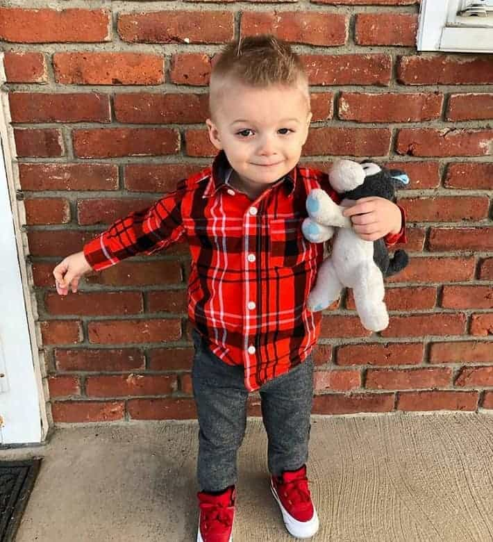 best short hairstyles for toddlers