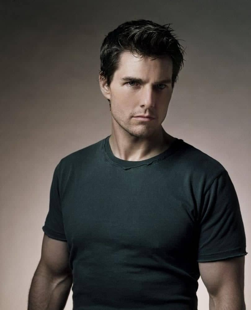Tom Cruise Hairstyles Cool Mens Hair