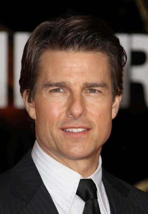 popular tom cruise haircuts