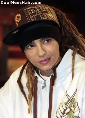 Tom Kaulitz dreadlocks picture