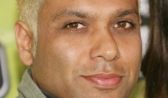 Tony Kanal Hairstyle