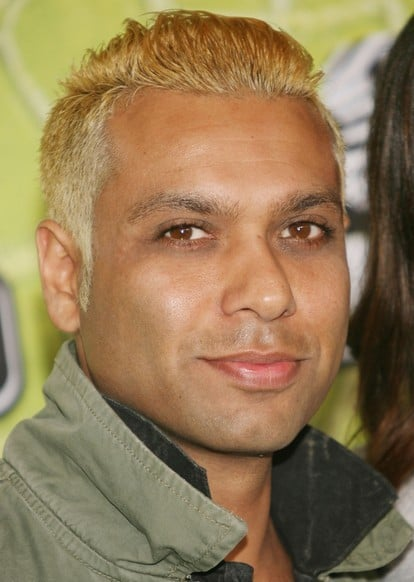 Photo of Tony Kanal hairstyle.