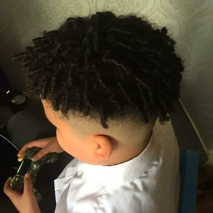 11 Exciting Twisted Hairstyles For Boys To Copy Now Cool
