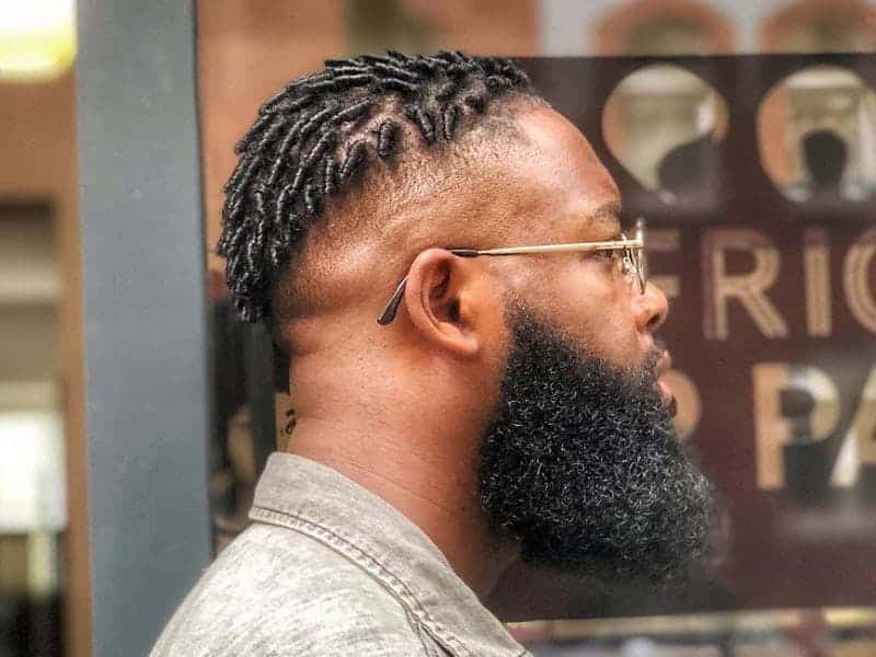 twist hairstyles for men