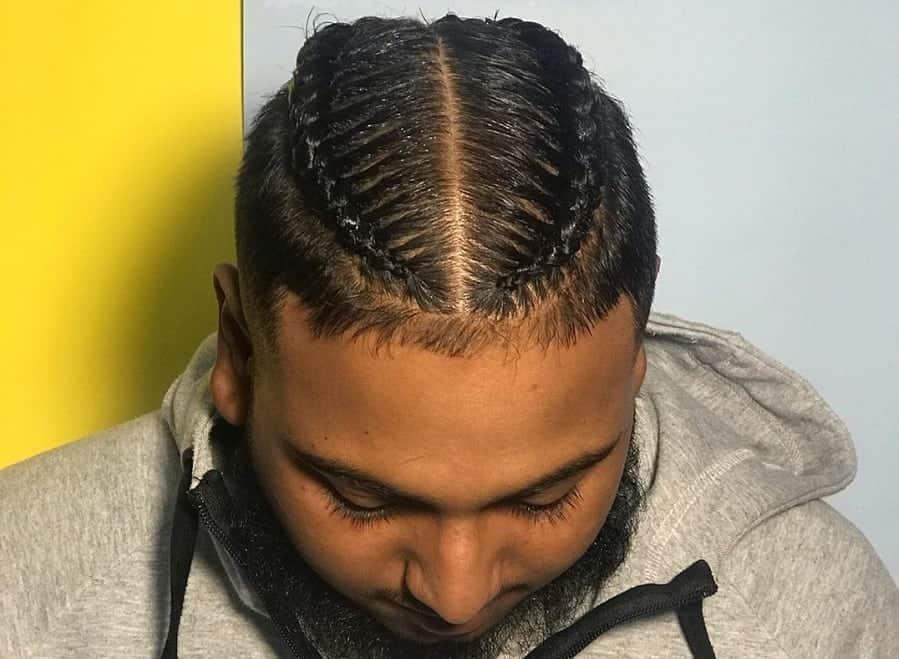 Braids For White Men The Coolest Hairstyles To Rock 2019