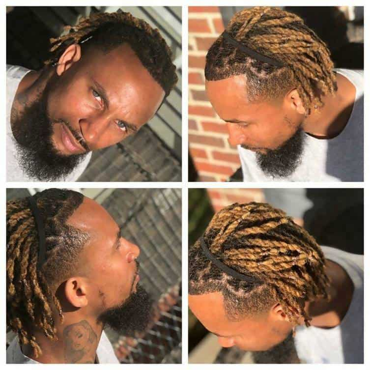 How To Style Two Strand Twists For Men Top 12 Ideas