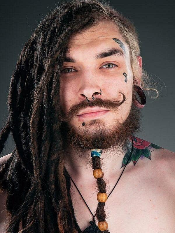 30 Awesome Viking Dreadlocks For A Manly Look Cool Men S