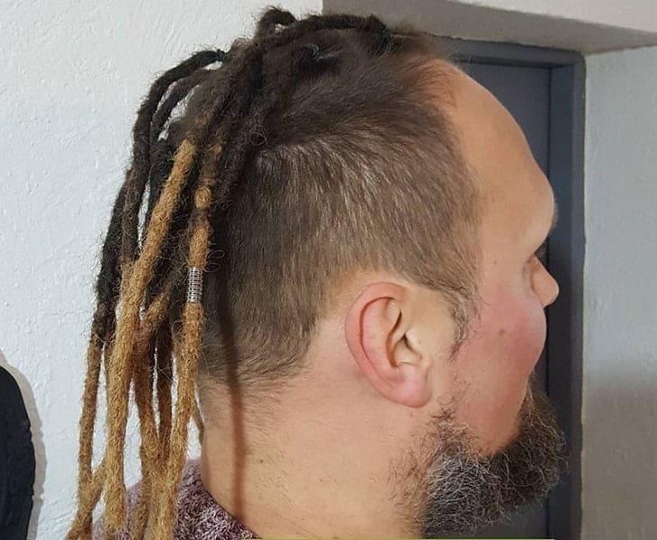 viking style dreadlocks