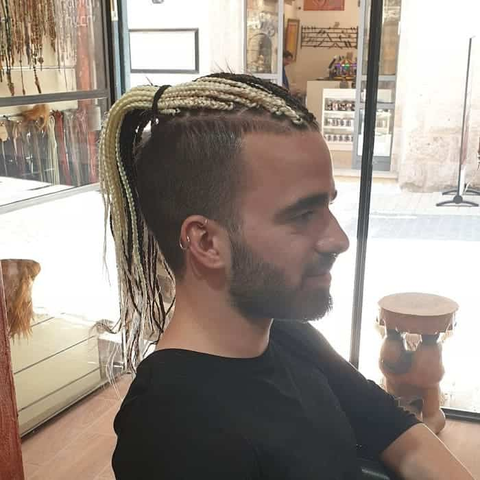 viking hairstyle for men