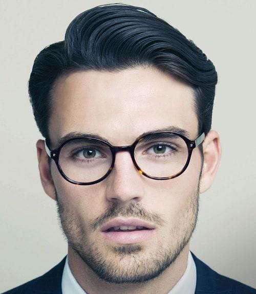 gentleman haircut