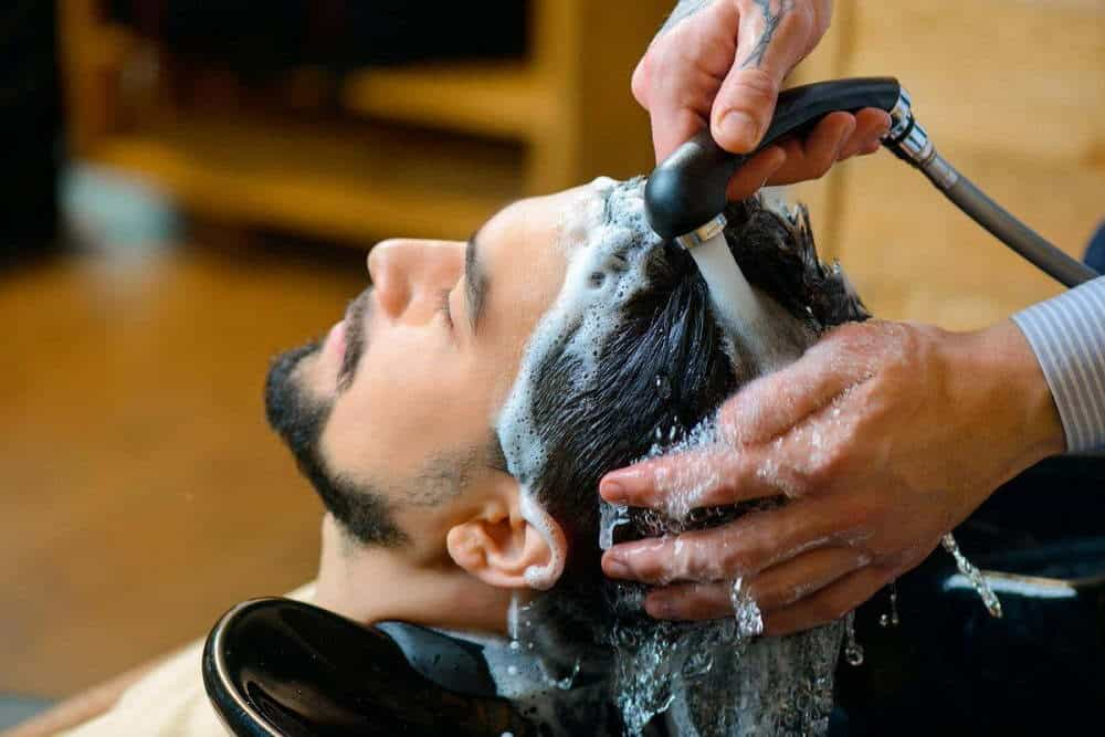 3 Effective Tips To Wash Hair After Dying It Cool Men S Hair