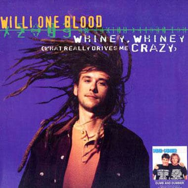 Photo of Willi One Blood' album: Whiney, Whiney.